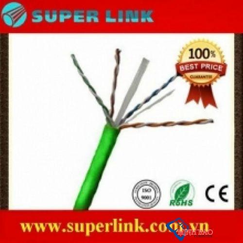 Cáp mạng internet Cat6e UTP Superlink