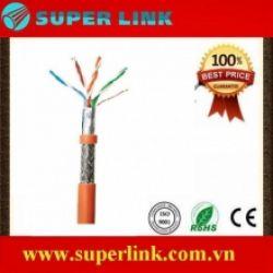 Cáp mạng dùng cho internet Cat6e SFTP Superlink